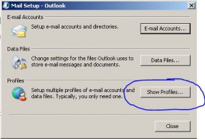 Outlook Profile