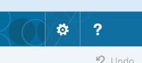 Office 365 Gear Icon