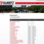 Clagett Search