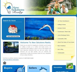 New Solutions Realty Home