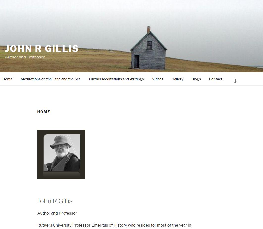 John R Gillis