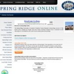 spring ridge online Home