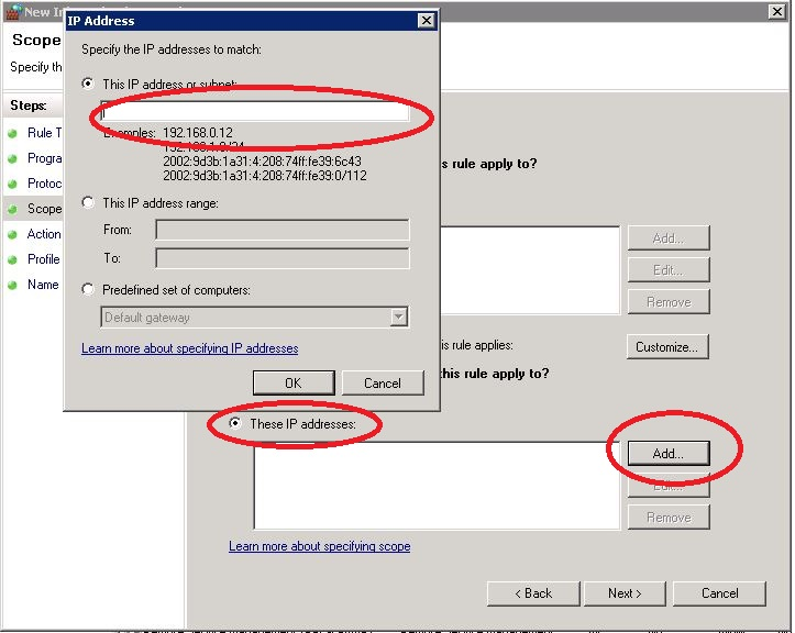 How To Block IP Address or Range Using Your Windows Firewall